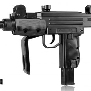 Wiatrówka pistolet maszynowy IWI MINI UZI kal. 4