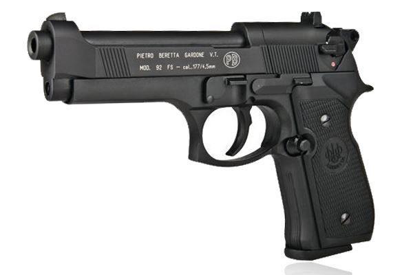 Wiatrówka - Pistolet BERETTA 92 FS