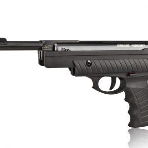 Wiatrówka pistolet jednostrzał. HAMMERLI FIREHORNET 4
