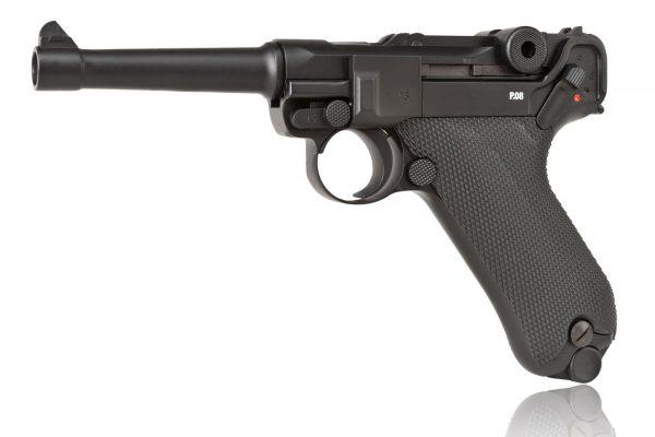 Wiatrówka pistolet LEGENDS P.08 Blow Back