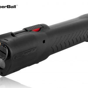 Latarka PepperBall S2 z wyrzutnią kul gumowych/pieprz.kal.68 Ekp