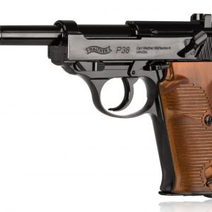 Wiatrówka pistolet WALTHER P-38