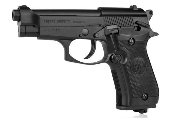 Wiatrówka - Pistolet BERETTA M84