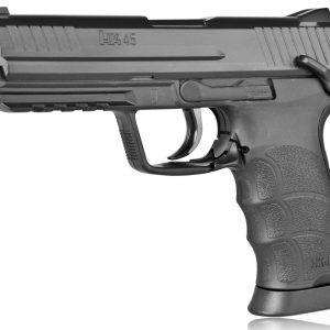 Wiatrówka pistolet Heckler & Koch HK45 4