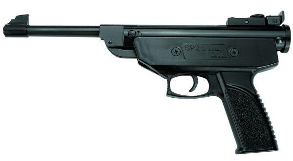 Wiatrówka pistolet Industry Brand mod. SP2 kal. 4