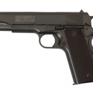 Wiatrówka CyberGun Swiss Arms P1911 Blow Back 4