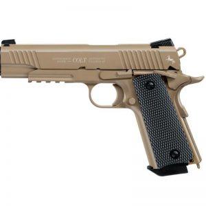 Wiatrówka Colt 1911 M45 CQBP Blow Back 4