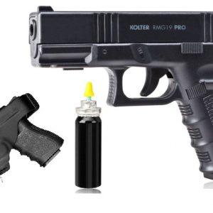 Pistolet gazowy KOLTER RMG-19 PRO zestaw1 (RMG.1902.Z1)